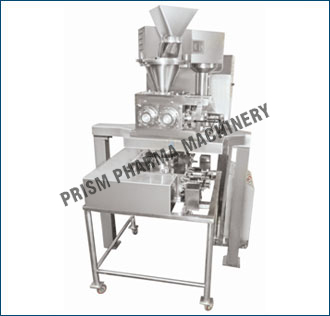 Roll Compactor with inline Granulator